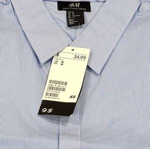 H & M Men's Dress Shirt